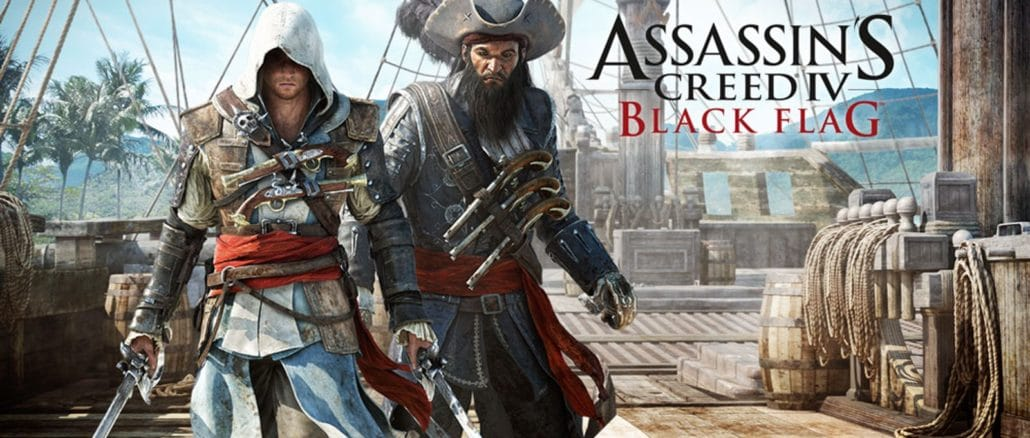 [FEIT] Assassin's Creed 4: Black Flag & Rogue Remastered vermeld