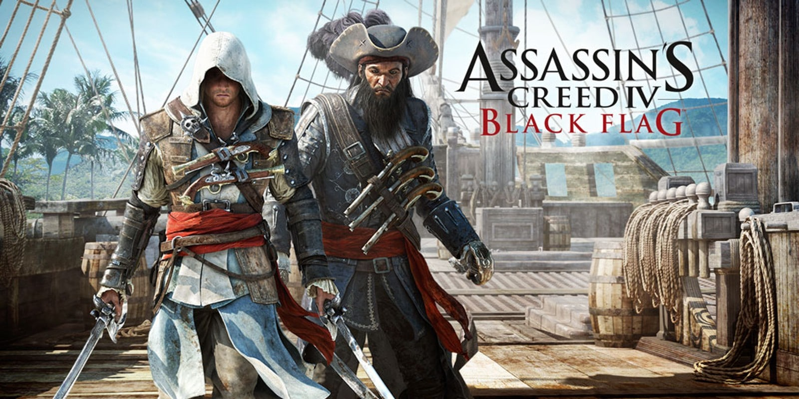[FACT] Assassin's Creed 4: Black Flag & Rogue Remastered Listed