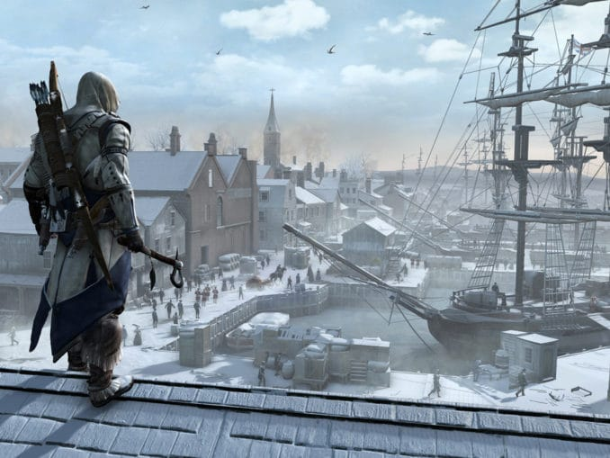 News - Assassin's Creed III Remastered comparison