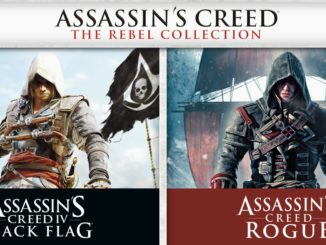 Assassin's Creed IV Black Flag en Rogue verschijnen op 6 december