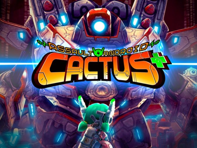 Release - Assault Android Cactus+