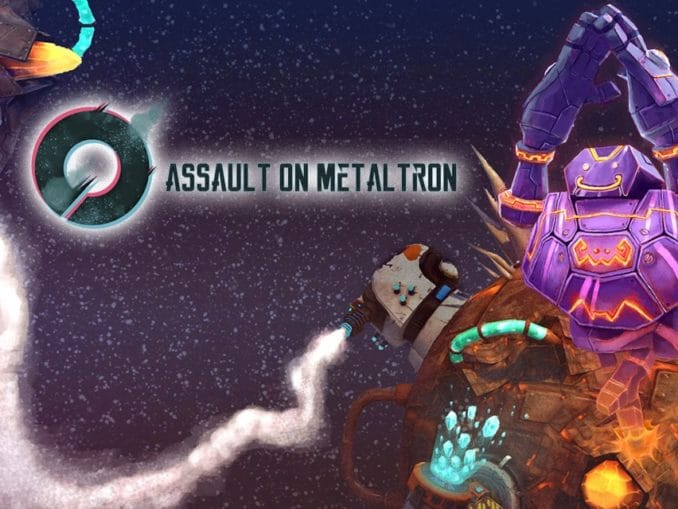 Release - Assault On Metaltron