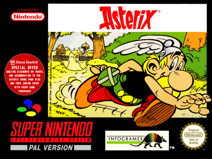 Release - Asterix