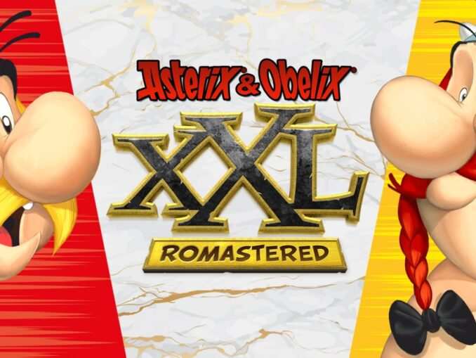 Release - Asterix & Obelix XXL: Romastered