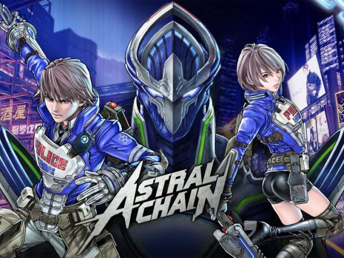 News - Astral Chain – Eight minute overviewtrailer
