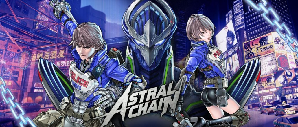 Astral Chain – Vijf minuten direct-feed gameplay