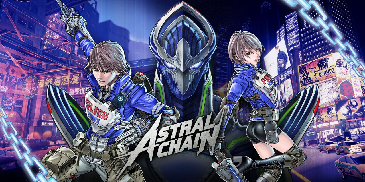 Astral Chain – Five minutes of direct-feed gameplay