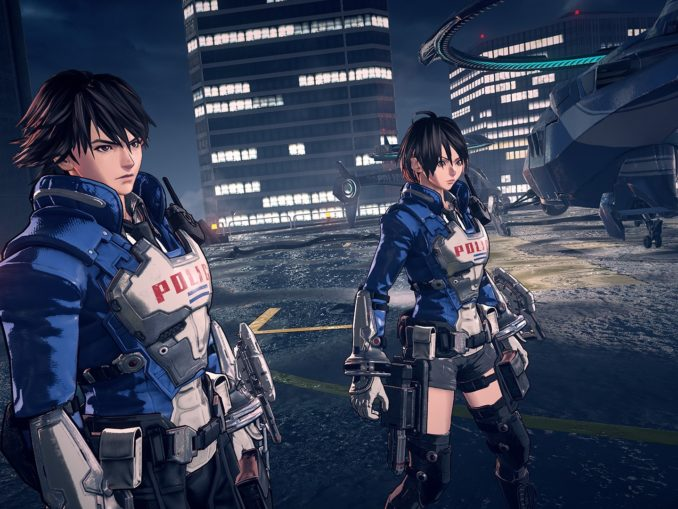 News - Astral Chain – Trailer outlining battle mechanics, legion types, and more