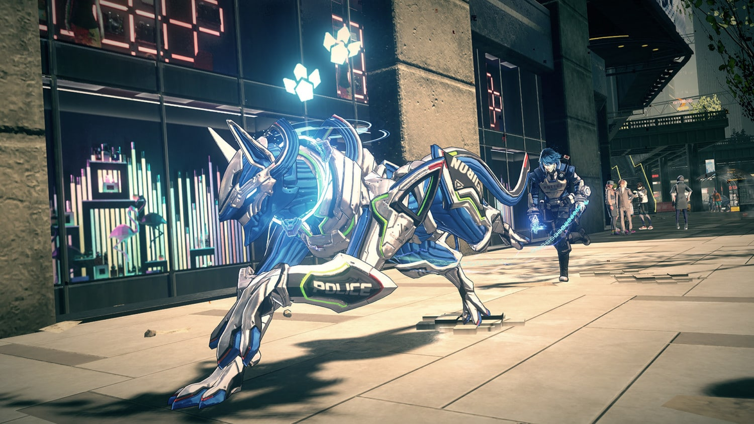 Astral Chain Website Updated – More story & gameplay details