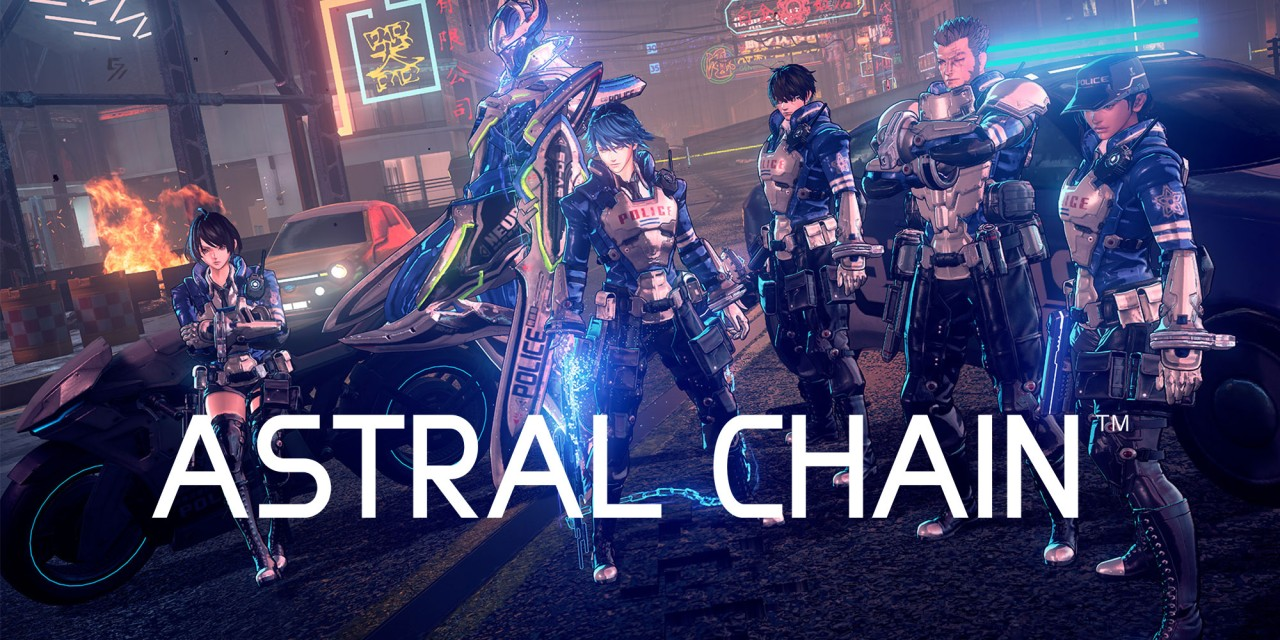 ASTRAL CHAIN™