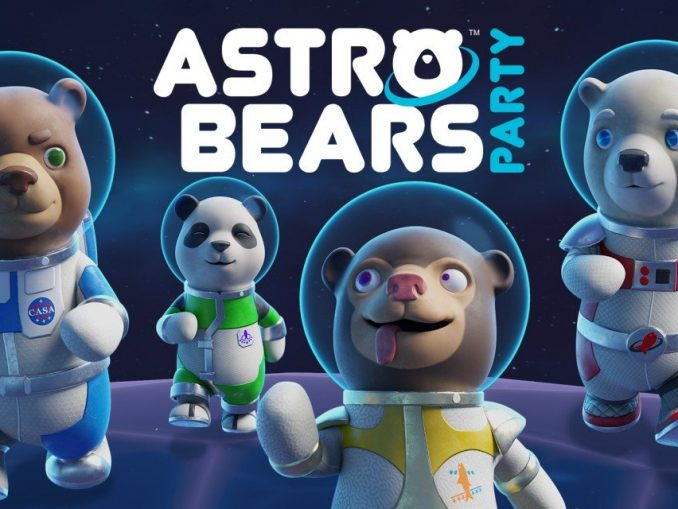 Release - Astro Bears Party
