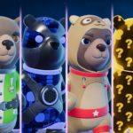 Astro Bears Party - New Characters