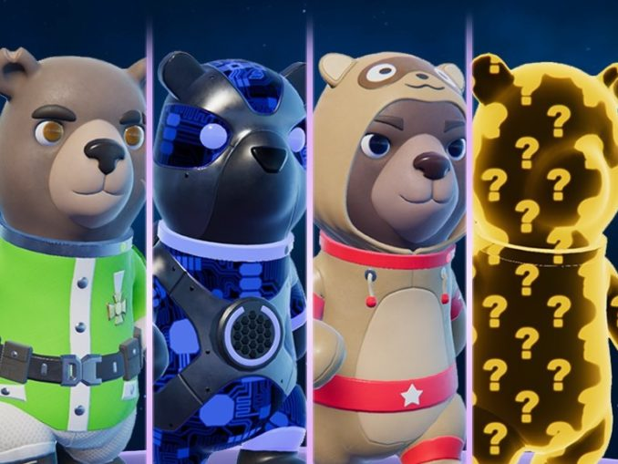 News - Astro Bears Party – New Characters