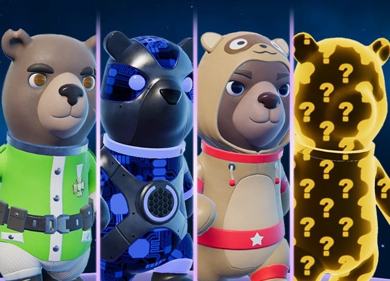 Astro Bears Party – Nieuwe personages