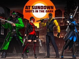 Release - At Sundown: Shots In The Dark