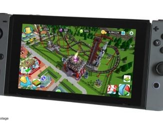 Atari crowdfunding voor Rollercoaster Tycoon Switch