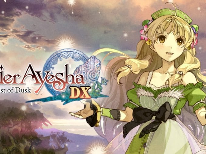 Release - Atelier Ayesha: The Alchemist of Dusk DX
