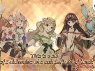 Nieuws - Atelier Dusk Trilogy DX – Launch Trailer