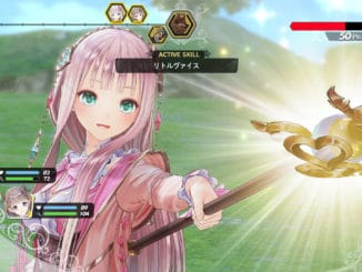 Atelier Lulua: The Scion Of Arland – Nieuwst gevechts trailer