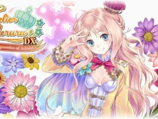 Release - Atelier Meruru ~The Apprentice of Arland~ DX