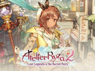 Release - Atelier Ryza 2: Lost Legends & the Secret Fairy