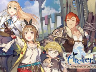 Atelier Ryza – Docked + Handheld Gameplay