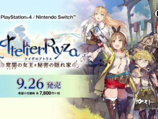 Atelier Ryza – Theme Song Trailer