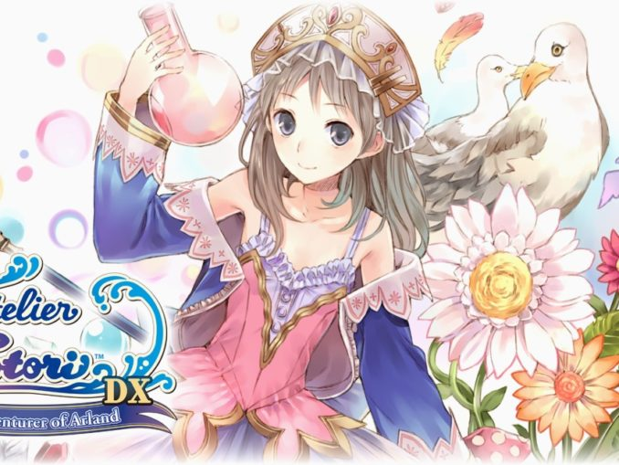 Release - Atelier Totori ~The Adventurer of Arland~ DX