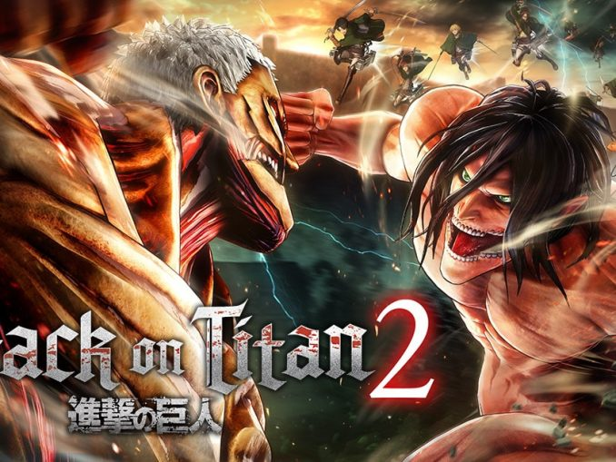 Nieuws - Attack on Titan 2 accolades trailer