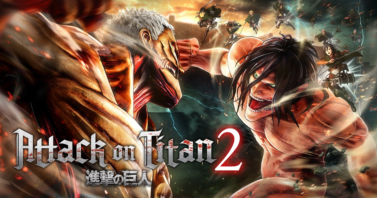 Attack on Titan 2's nieuwe mode footage