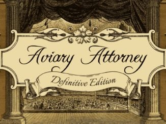 Nieuws - Aviary Attorney: Definitive Edition – Eerste 21 minuten