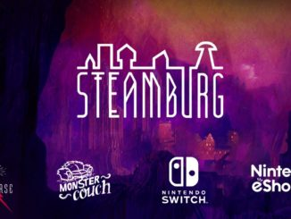 Award-winning puzzler Steamburg is available