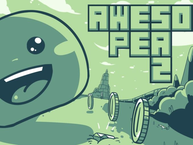 Release - Awesome Pea 2