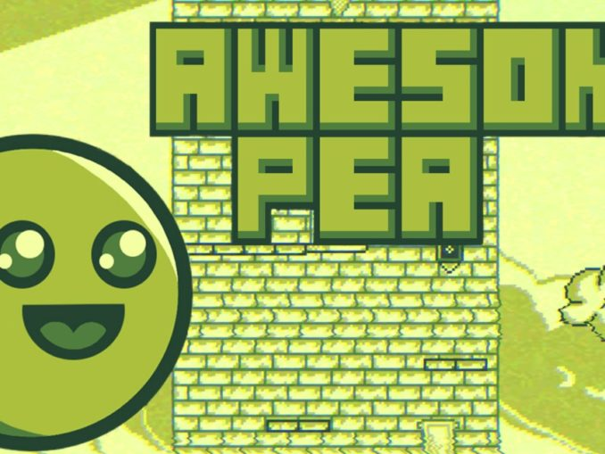 Release - Awesome Pea
