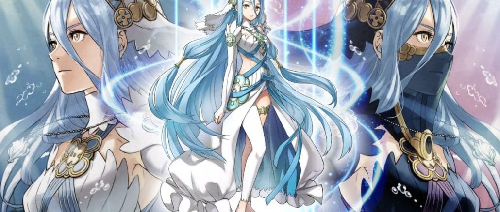 Azura Vallite Songstress – Nieuwe Legendary Hero in Fire Emblem Heroes