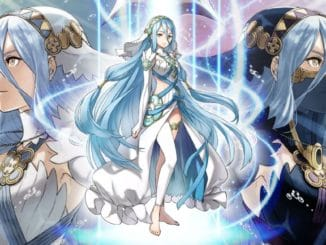 Azura Vallite Songstress – New Legendary Hero joining Fire Emblem Heroes