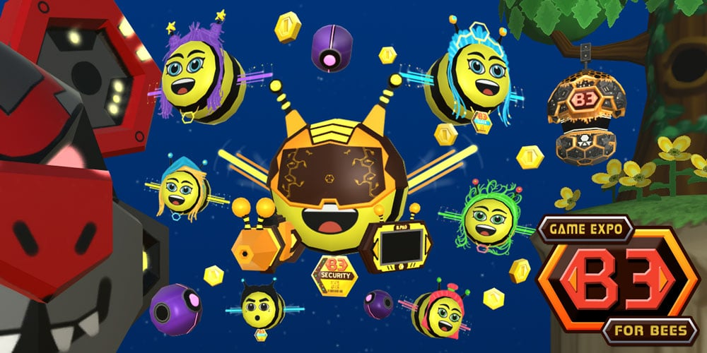 B3 Game Expo For Bees