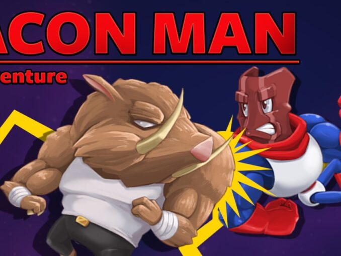 Release - Bacon Man: An Adventure