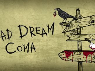Bad Dream: Coma launches January 24th 2019