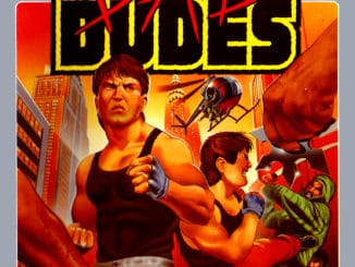Release - Bad Dudes