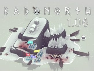 Bad North version 1.06, various improvements