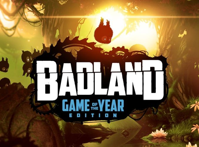 Release - BADLAND: Game of the Year Edition