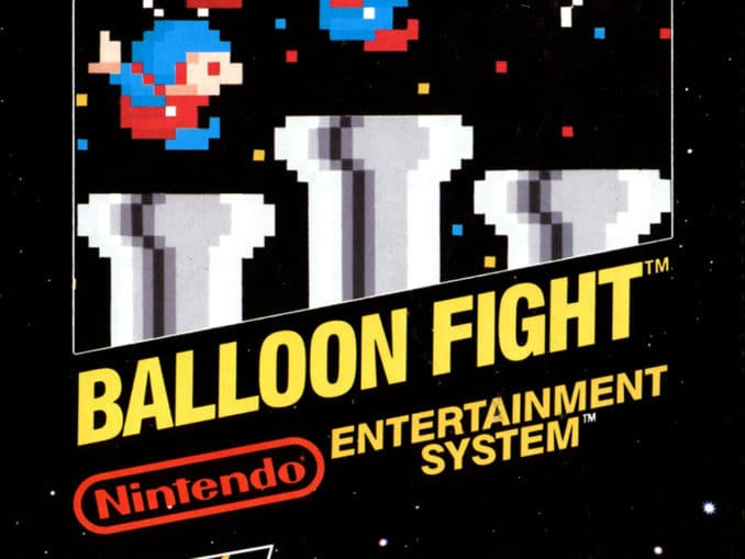 Release - Balloon Fight