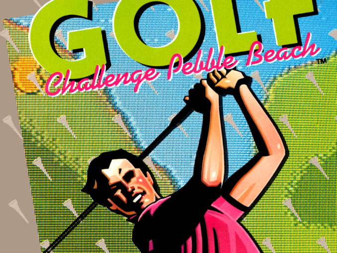 Release - Bandai Golf: Challenge Pebble Beach