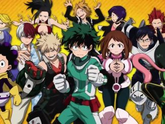 Bandai Namco onthult My Hero Academia: One's Justice