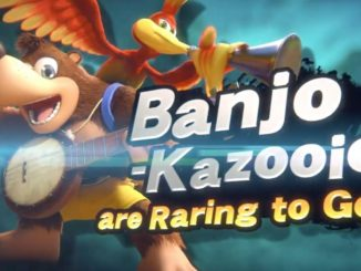 Banjo Kazooie confirmed for Super Smash Bros. Ultimate