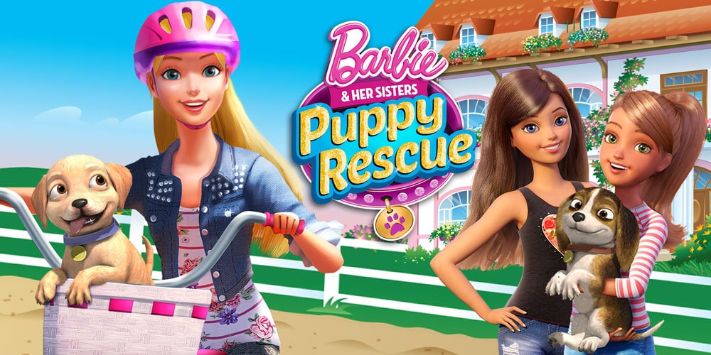 Barbie™ and her Sisters Puppy Rescue