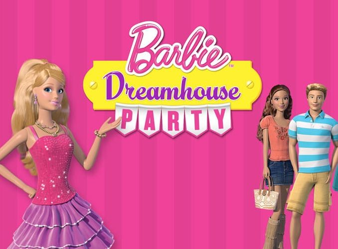 Release - Barbie® Dreamhouse Party