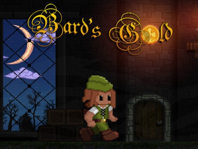 Release - Bard's Gold – Nintendo Switch Edition