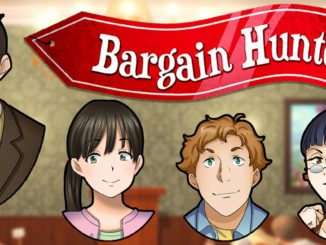 Release - Bargain Hunter